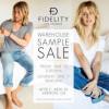 Fidelity Warehouse Sample Sale 要来啦!(6/10 – 6/11)