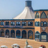 Santa Monica Pier Carousel 百年慶祝活動!$0.05 就能坐迴旋木馬啦~(6/12)