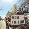「媽媽我很好」暖男兒子環遊世界不忘透過照片報平安