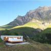 标榜「0星级」的瑞士无墙无顶酒店!给你绝对的360度无死角景色
