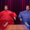 """Flip Cup大挑戰! """"寇克艦長""""Chris Pine 變身相撲身手依舊!"""