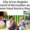 洛杉矶夏日大放送!18岁或以下居民前往本地公园即获免费午餐 (6/13 – 8/12)