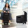 行李太重拉不动?有了这个全球首创让你旅游零负担!