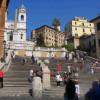 義大利著名景點西班牙階梯在整修一年後重新開放~