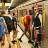 No Pants Metro Ride 2020 脱掉脱掉!全球地铁无裤日 (1/12)