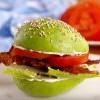 瘋狂鱷梨愛好者的BLTA: 整顆酪梨培根三明治!
