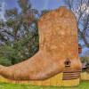 巨型『牛仔靴房子』🏠~幫你完成牛仔夢!