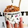 [哇靠小編直擊] Hello Kitty x Afters 聯名冰淇淋究竟怎麼樣? 粉絲小編也來朝聖啦!