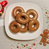 """一日限定!Krispy Kreme""""薑""""推出""""薑餅糖霜甜甜圈""""!"""