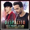 大热歌曲《Despacito》中文版找来林俊杰!二人合唱毫无违和感 ♫