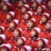 [影片] 搶盡風頭!平昌冬季奧運不得不認識「北韓啦啦隊」