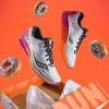 甜美系女孩必入手!Saucony x Dunkin' Donuts 联名甜甜圈球鞋面世!