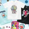 破天荒陣容!哆啦A夢 x 村上隆 x Uniqlo 聯名系列4月底開售