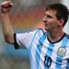 世足阿根廷热身赛4比0胜海地