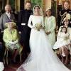 大家最期待的英國皇室官方婚照來了!