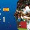 西班牙攻破铁桶阵 1比0擒服伊朗
