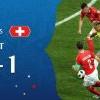 巴西世足初亮相 1比1踢和瑞士