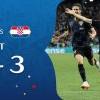 阿根廷0比3不敌克罗埃西亚 晋级前途不妙