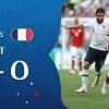 丹麥逼和法國 取得C組第2晉級16強