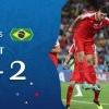 巴西分組第1晉級 淘汰賽將碰墨西哥