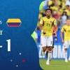 哥倫比亞拿下關鍵一勝晉級 J羅傷退成隱憂