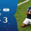 法國4比3淘汰阿根廷晉級8強 姆巴佩獨進2球