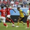 世界盃兩度擊敗英格蘭 比利時收隊史最佳季軍