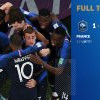 法国1比0淘汰比利时 隔12再闯世足冠军赛