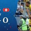 佛斯柏格關鍵遠射 瑞典1比0勝瑞士晉級8強