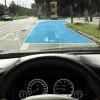 蘋果AR新技術 擋風玻璃數位圖案提供行車資訊