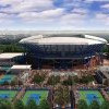 美國網球公開首見計時器 新球場亮相