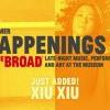 【快闪赠票-中奖名单】The Broad夏日音乐飨宴系列-识大体