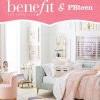 打造完美化妝空間  Benefit x PBteen超夢幻聯名家居系列必入手!