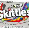 內藏「腐爛喪屍味」彩虹糖?Zombie Skittles明年上市!