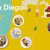 [漫游大学城系列] UC San Diego 周边美食地图攻略!