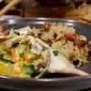 [COOK ♥ i 料理] 吉祥喜慶、高顏值的年菜–螃蟹糯米飯
