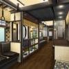 讓車程變得更有趣!日本列車變身和風旅館超唯美