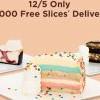 The Cheesecake Factory 40歲慶生優惠!免費送出40,000片起士蛋糕 (12/5)