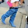 这种时尚你懂吗?女星、超模疯狂爱穿牛仔裤靴子