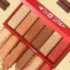 打造甜美妆容!Etude House x Kit Kat联名巧克力眼影彩盘