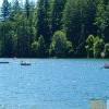 【北加旅游】圣塔克鲁兹群山中闪耀的罗梦湖