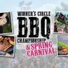 Winners' Circle BBQ Championship & Spring Carnival 第八屆BBQ燒烤大賽 (3/30-31)