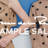 尋寶時間:Oscar de la Renta Sample Sale (10/15-20)