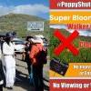 (已重開)看Super Bloom人潮太多了!市政府:Walker Canyon暫時關閉