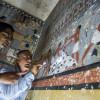 考古重大發現 埃及第五王朝古墓出土