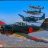 Planes of Fame Airshow 二戰飛機展 (5/4-5)