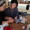 無字情書,韓式花藝師教你制做母親節花束