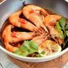 李錦記美味廚房 : 泰式炒青口 + 香檸辣醬油乾燒蝦