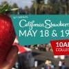 California Strawberry Festival 加州草莓節 (5/18-19)