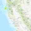 北加5.6地震  本年至今加州最大規模